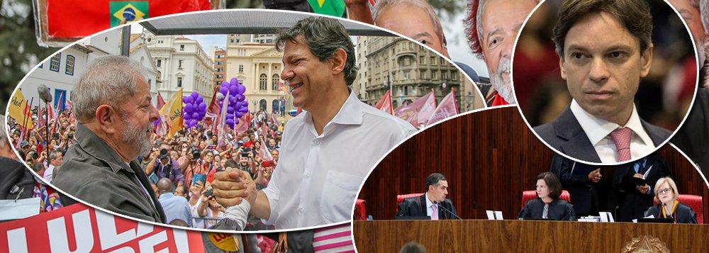 PT vai à guerra: quatro recursos pró-Lula e Haddad na TV