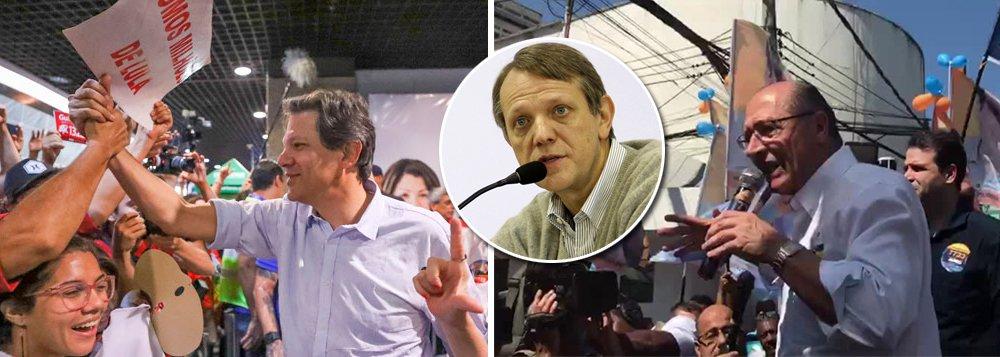 Singer prevê duas transferências de votos: de Lula para Haddad e de Bolsonaro para Alckmin