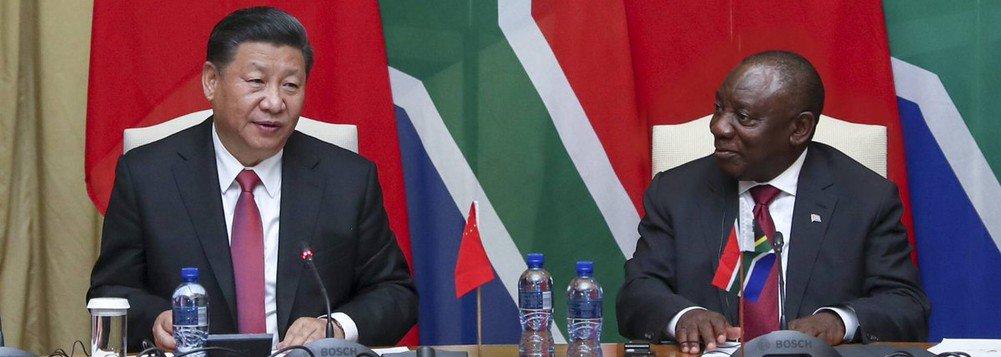 O que esperar da reunião de cúpula China-África de 2018