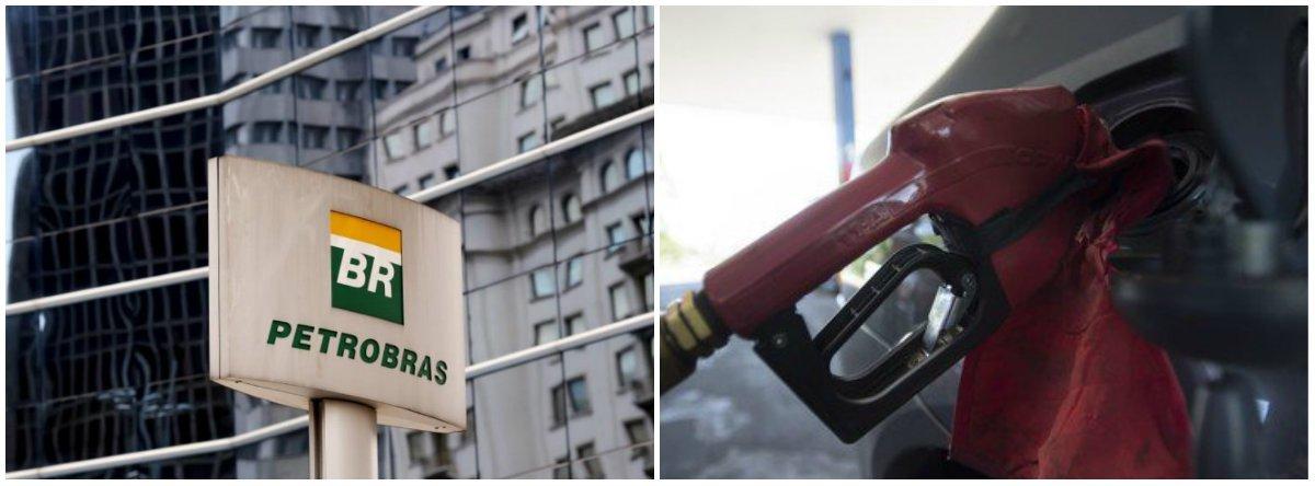 Petrobras anuncia reajuste de 13% no preço do diesel nas refinarias