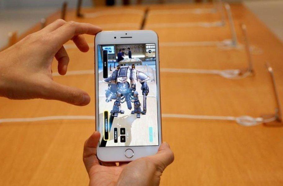 Apple compra startup voltada para lentes de óculos de realidade aumentada