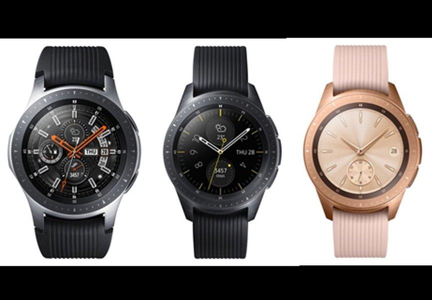 Samsung apresenta Galaxy Watch no Brasil