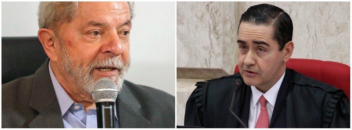 Defesa de Lula no TSE: o TRF4 é o culpado pela instabilidade política