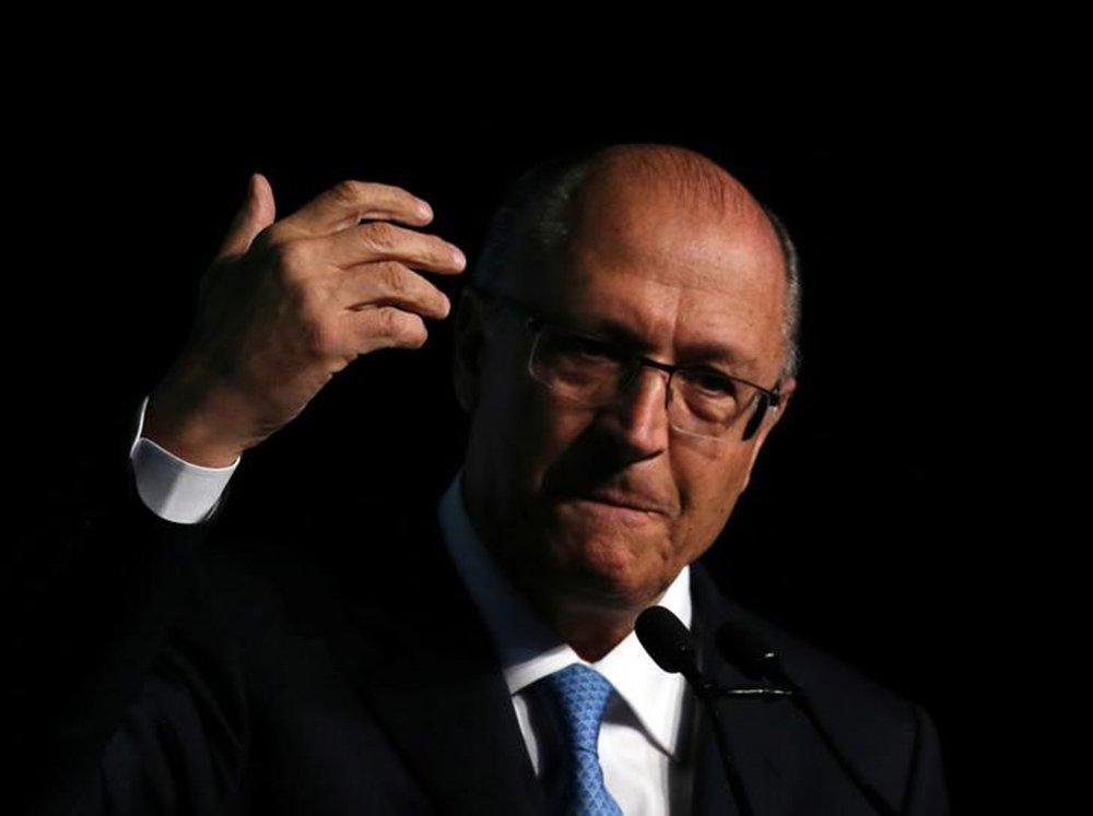 Empresa de consultoria de risco põe Alckmin fora do 2º turno