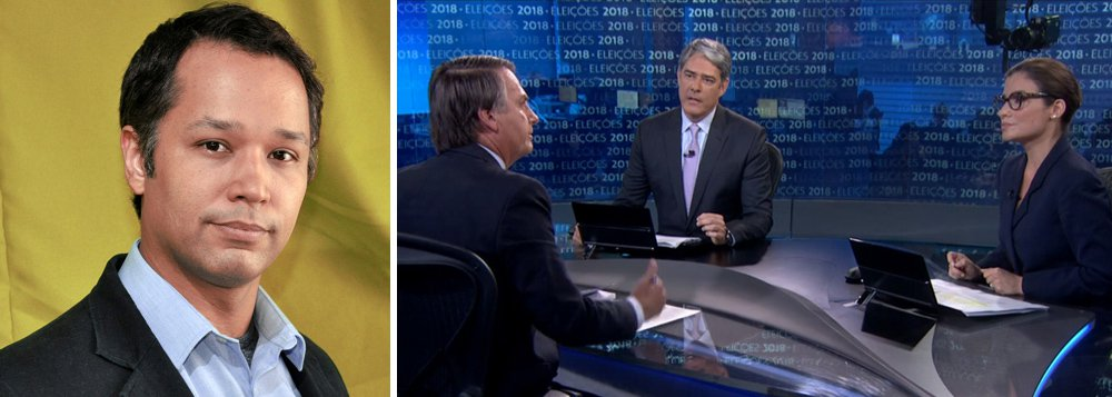 Stoppa: Globo inflou Bolsonaro e agora paga preço caro por isso
