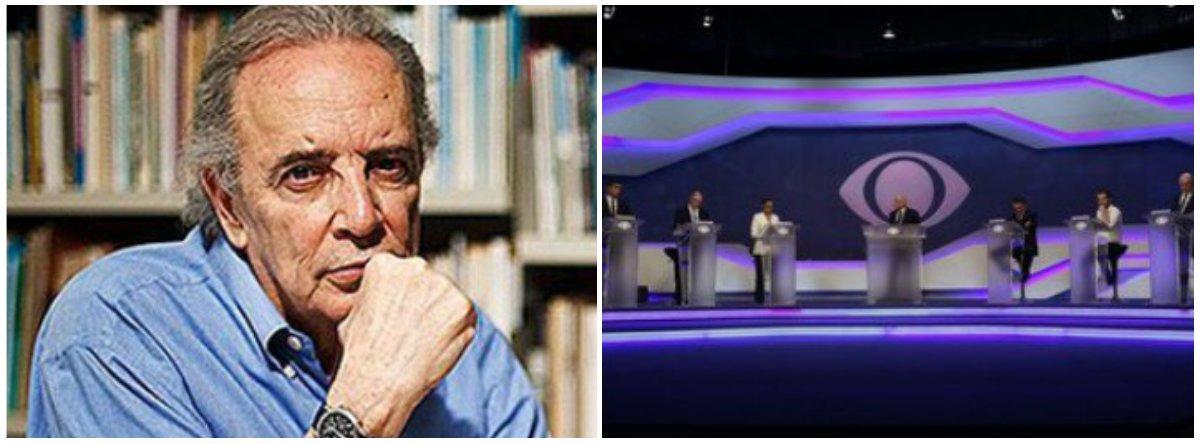 Jânio de Freitas: debates são bons para emissoras, não para o eleitor