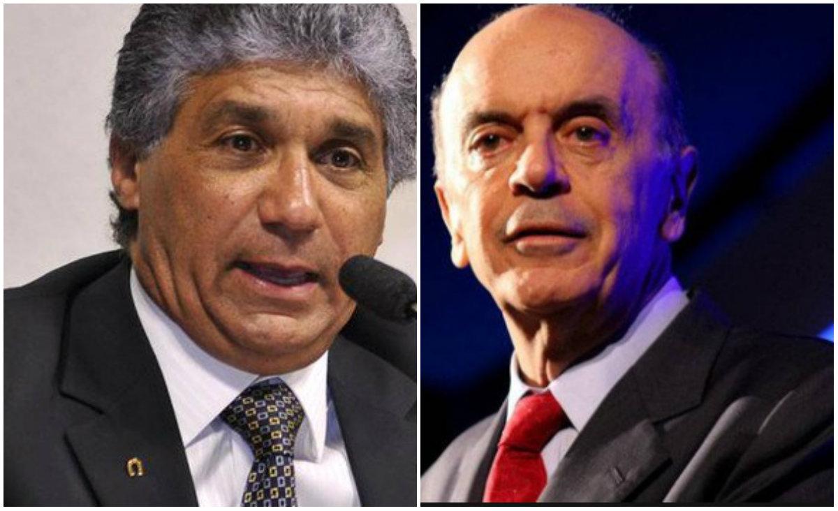 STF beneficia Serra e, de tabela, beneficia Paulo Preto