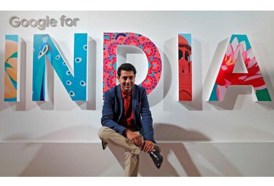 Google faz parcerias com bancos indianos para empréstimos online