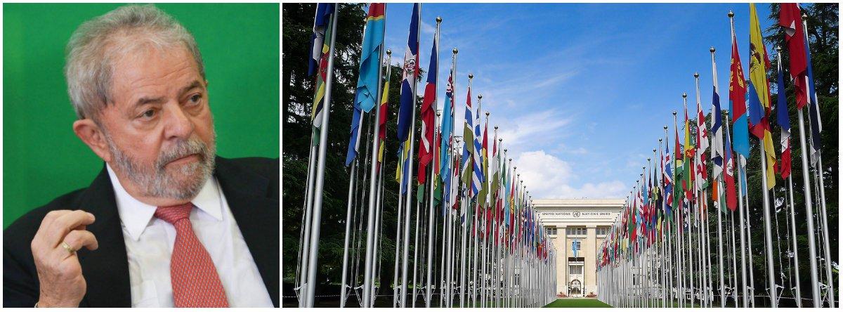 Conselho Nacional dos Direitos Humanos: Brasil deve cumprir decisão da ONU sobre Lula