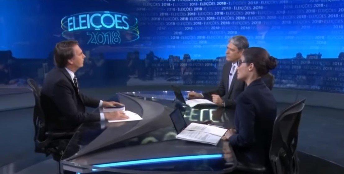 Globo e Bolsonaro: tudo a ver!