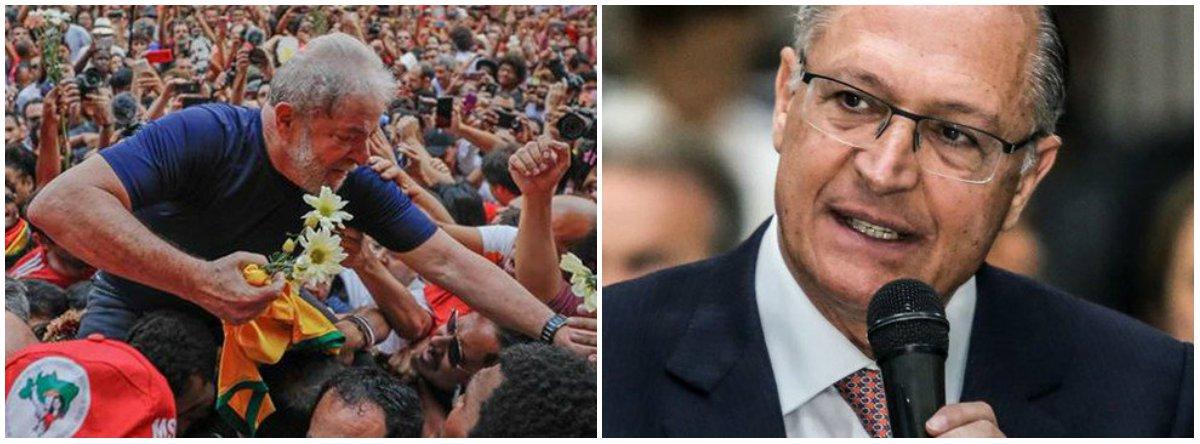 Pesquisas: Lula líder em 23 estados; Alckmin na lanterna em 24