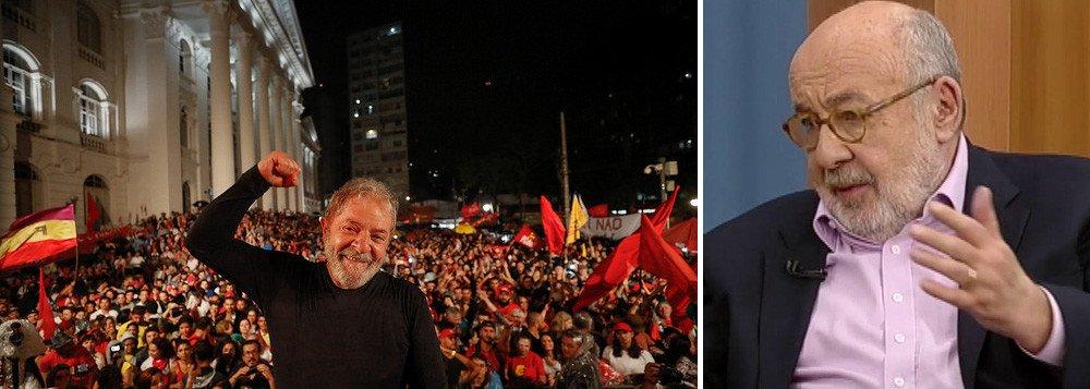 Kotscho: o fato é que até agora estratégia de Lula está dando certo