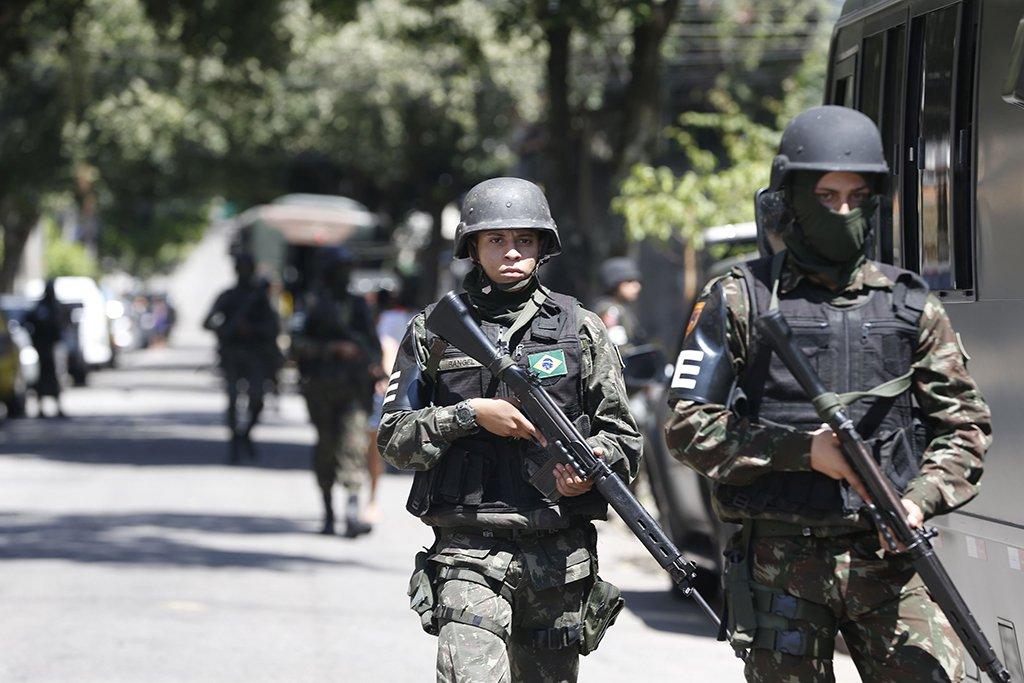 Publicado decreto que autoriza uso de Forças Armadas em Roraima
