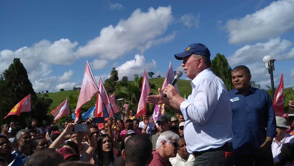 Parcialidade do Judiciário é injustiça contra Lula, diz João Leão