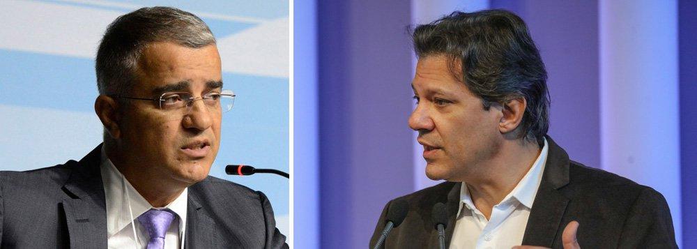MP deveria ter mais responsabilidade, diz Kennedy sobre denúncia contra Haddad