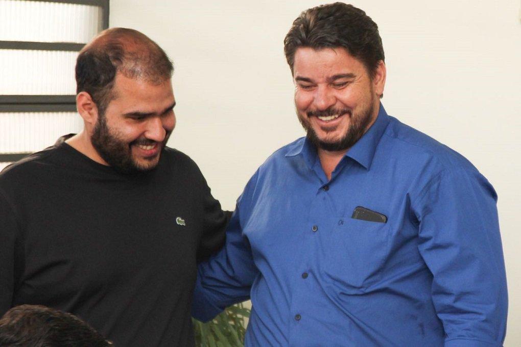 """Prefeito de Uruaçu declara apoio a Lucas Vergílio: """"ajuda o município"""""""