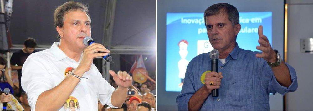 """Camilo destaca investimentos na Segurança; General fala em """"botar casa em ordem"""""""