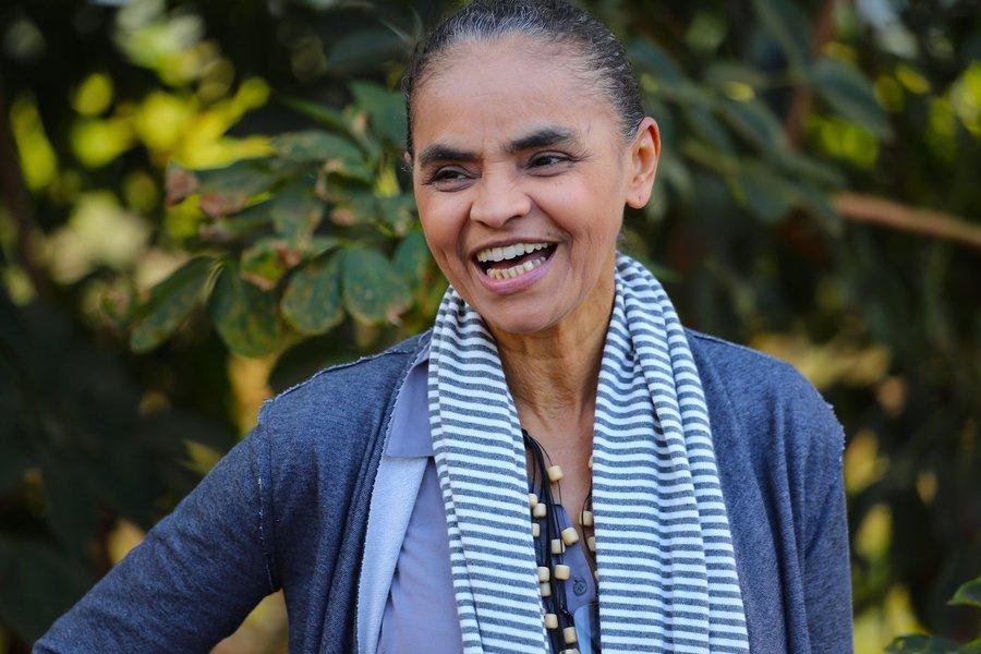 Marina Silva defende reforma do Judiciário e fim da reeleição
