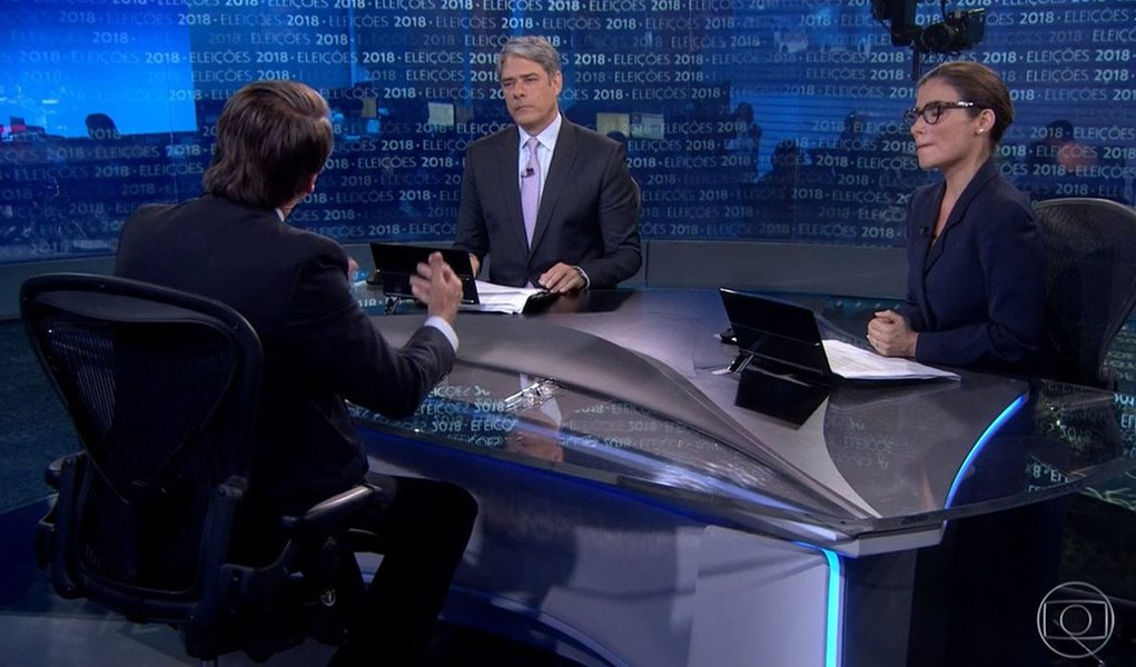 Kotscho: Bolsonaro prova que Globo aceita qualquer um, menos Lula, Ciro e Haddad