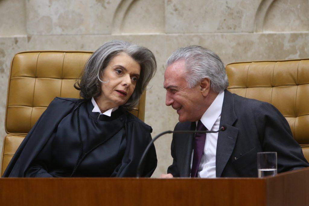 Será coincidência pacto judiciário e Temer?