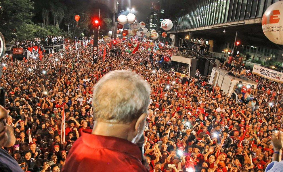Lula venceu os indignos