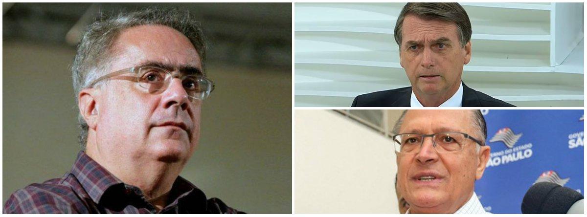Nassif: se o golpe avançar, Bolsonaro tem chances concretas sobre Alckmin