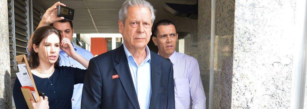 Imóveis de José Dirceu vão a leilão em São Paulo