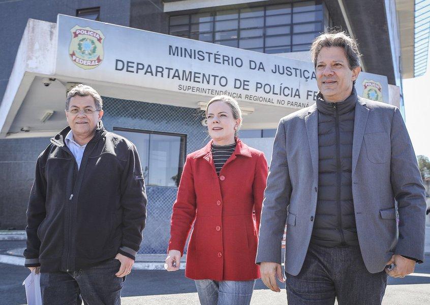 PT vai usar jurisprudência do STF sobre tratados contra impugnação de Lula