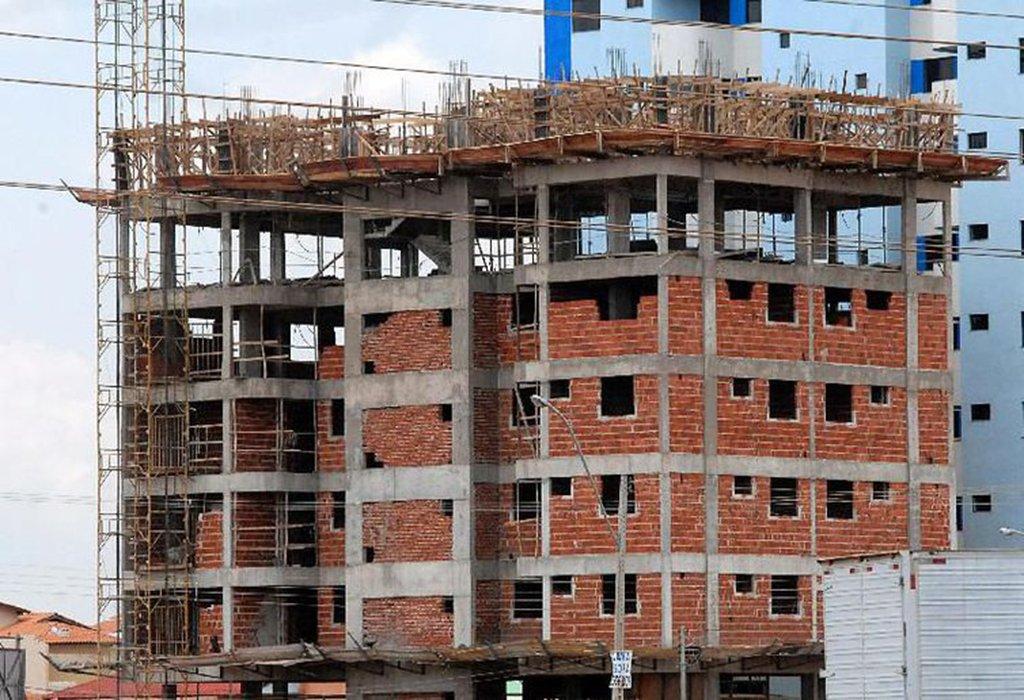 Índice da Confiança da Construção cai em agosto