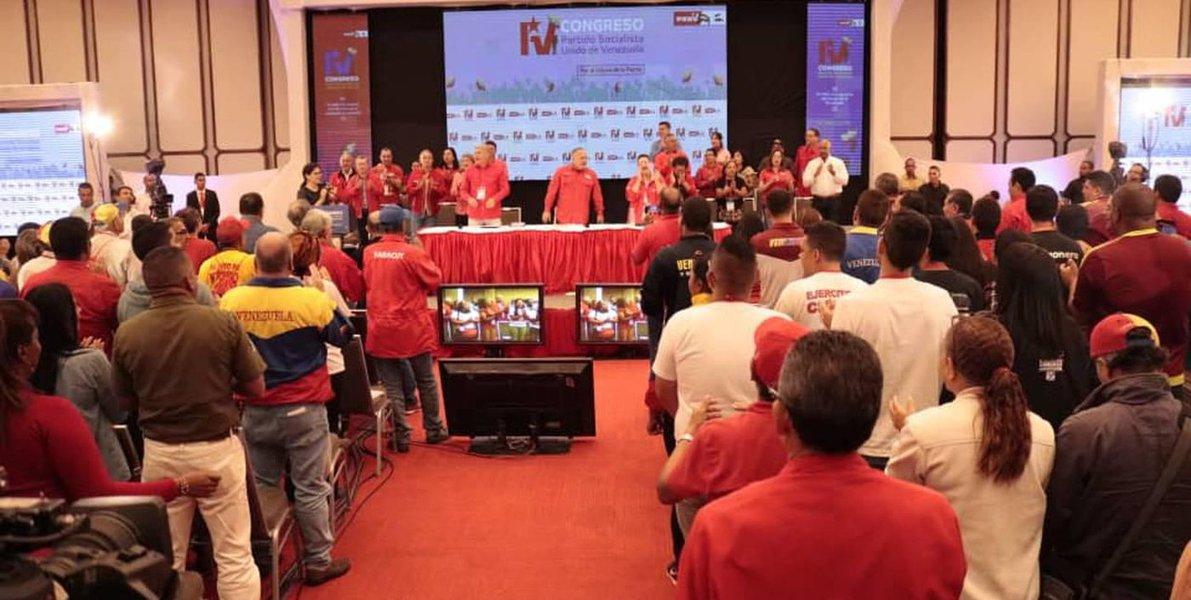 Socialistas venezuelanos apoiam plano de recuperação econômica