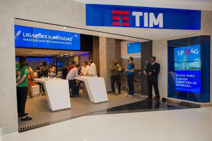 TIM confirma que vice-presidente de operações deixará empresa até fim de setembro