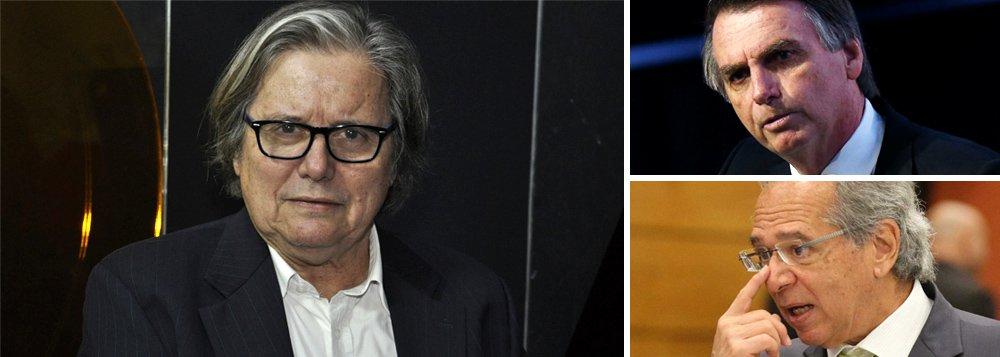 PML: quem quer o programa de Bolsonaro, fica com Temer