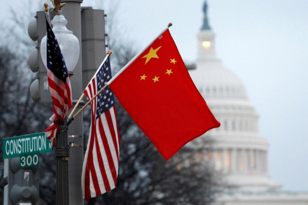 China e EUA voltam a conversar sobre questão comercial