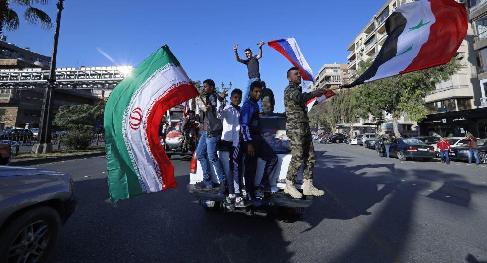 Ministro iraniano critica EUA e promete ajudar a reconstruir a Síria