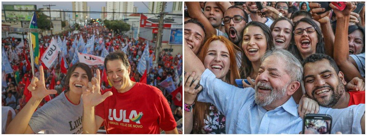 Manuela: 'só nova  violência contra a democracia pode reverter a maré de esperança'