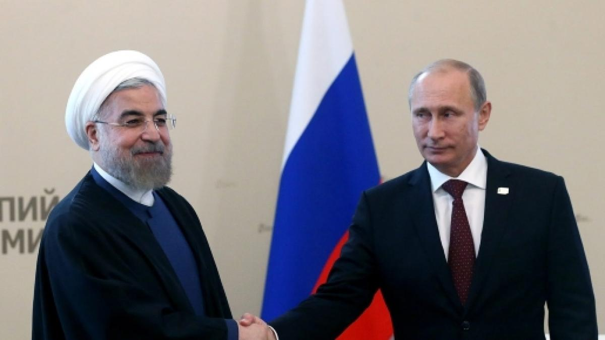 Irã e Rússia reiniciam negociações para construir usina nuclear