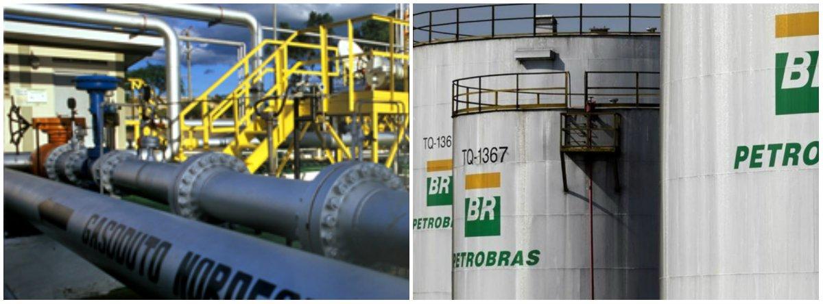 Aepet demonstra como foi criminosa a venda dos gasodutos da Petrobrás