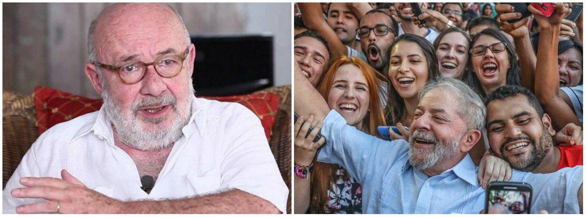 Como Lula cresce? Redes sociais colocam em xeque poder da Grande Mídia, diz Kotscho