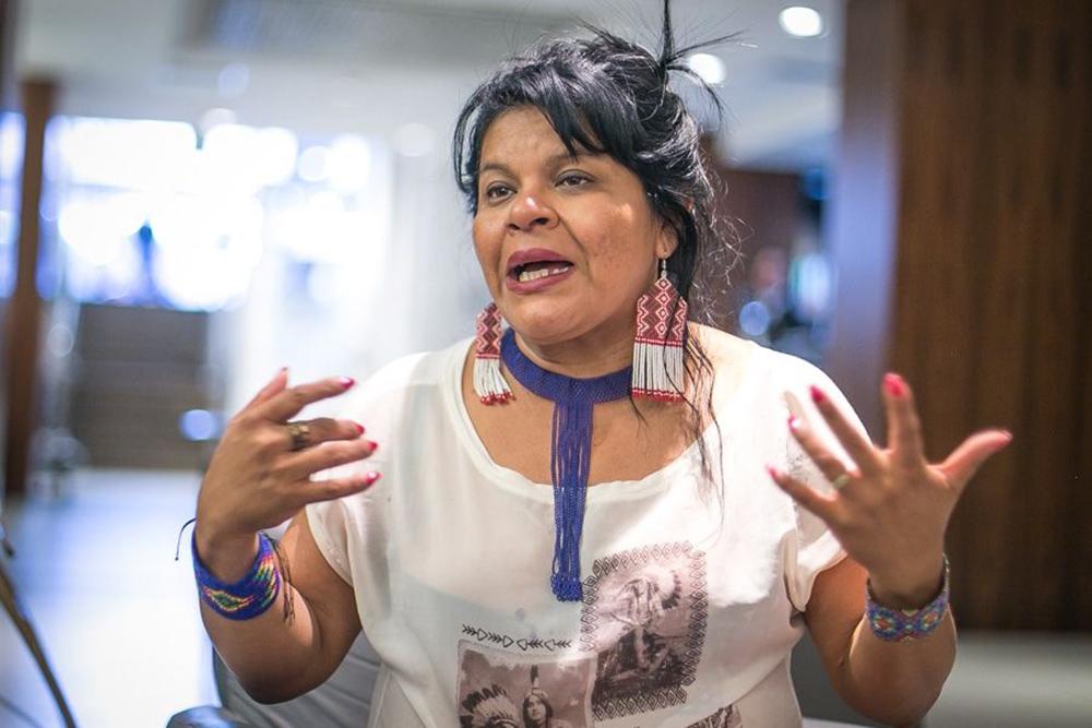 Sônia Guajajara falará na ONU e será homenageada em Nova Iorque