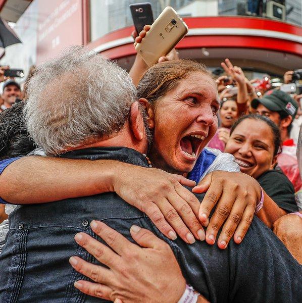 A esquerda brasileira vai obter a maior vitória de sua história