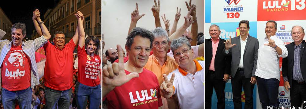 Haddad: governadores do Nordeste lideram retomada de novo rumo do Brasil