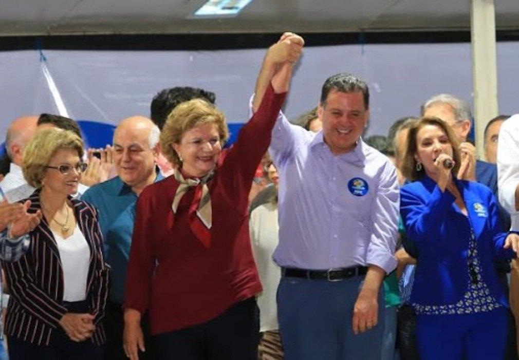 Serpes: Marconi e Lúcia seguem líderes para o Senado