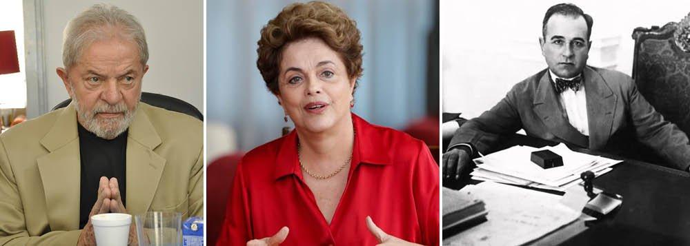 Lula, Dilma e Getúlio: 'Escreveremos uma nova página na História da democracia'
