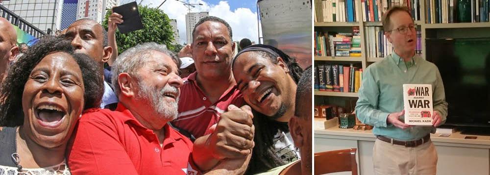 Lula tem mesmo poder de transferência de votos de Getúlio, diz historiador