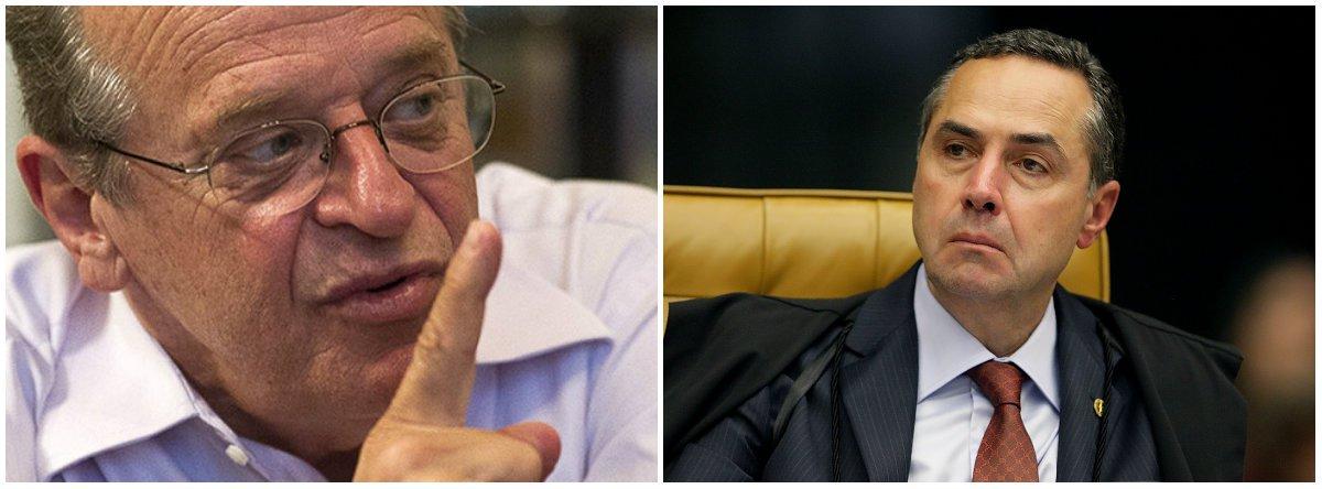 Tarso manda recado para Barroso: não se 'refunda' um País com povo excluído e infeliz