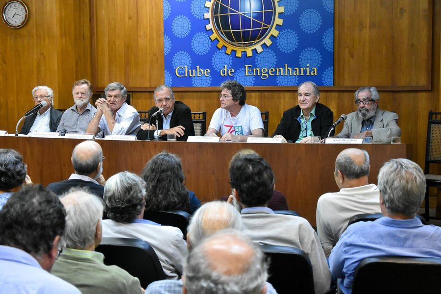 Entidades lançam documento com propostas para o Brasil