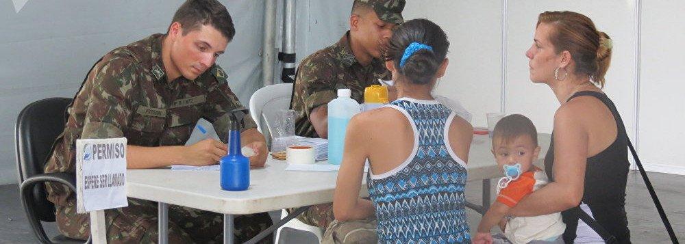 Governo não fechará fronteira com Venezuela, diz governo