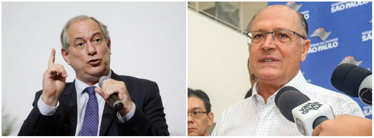 Ciro: 'imagina o Alckmin seis minutos por dia, vai dar pra dormir'