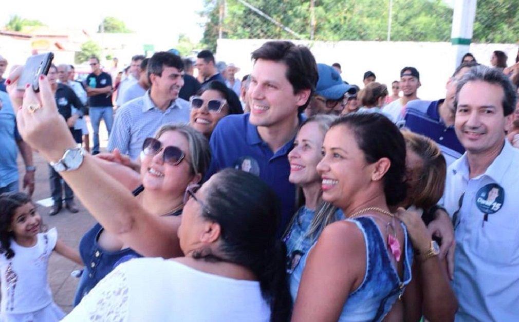 Daniel reafirma no Vale do São Patrício que encarna a verdadeira oposição