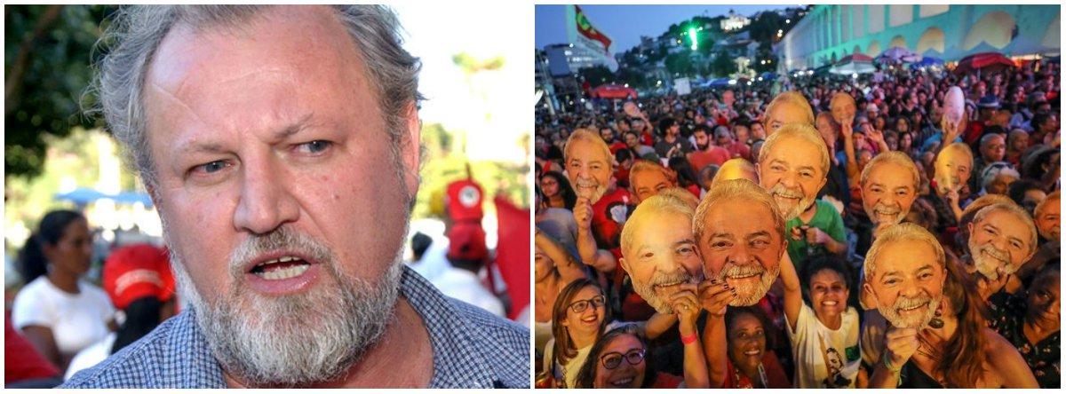 SP recebe nova edição do Lula Livre em 2 de setembro